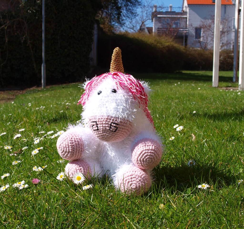 Fluffy Unicorn 1