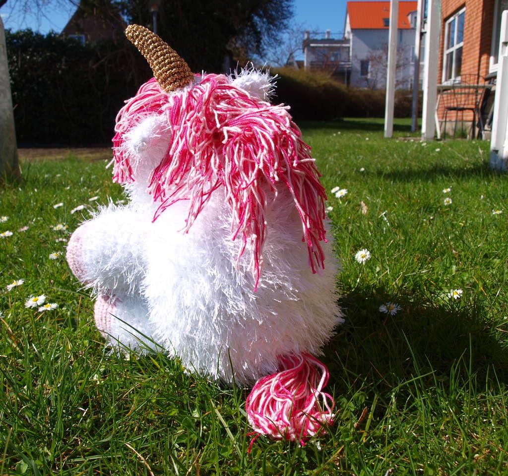 Fluffy Unicorn 5