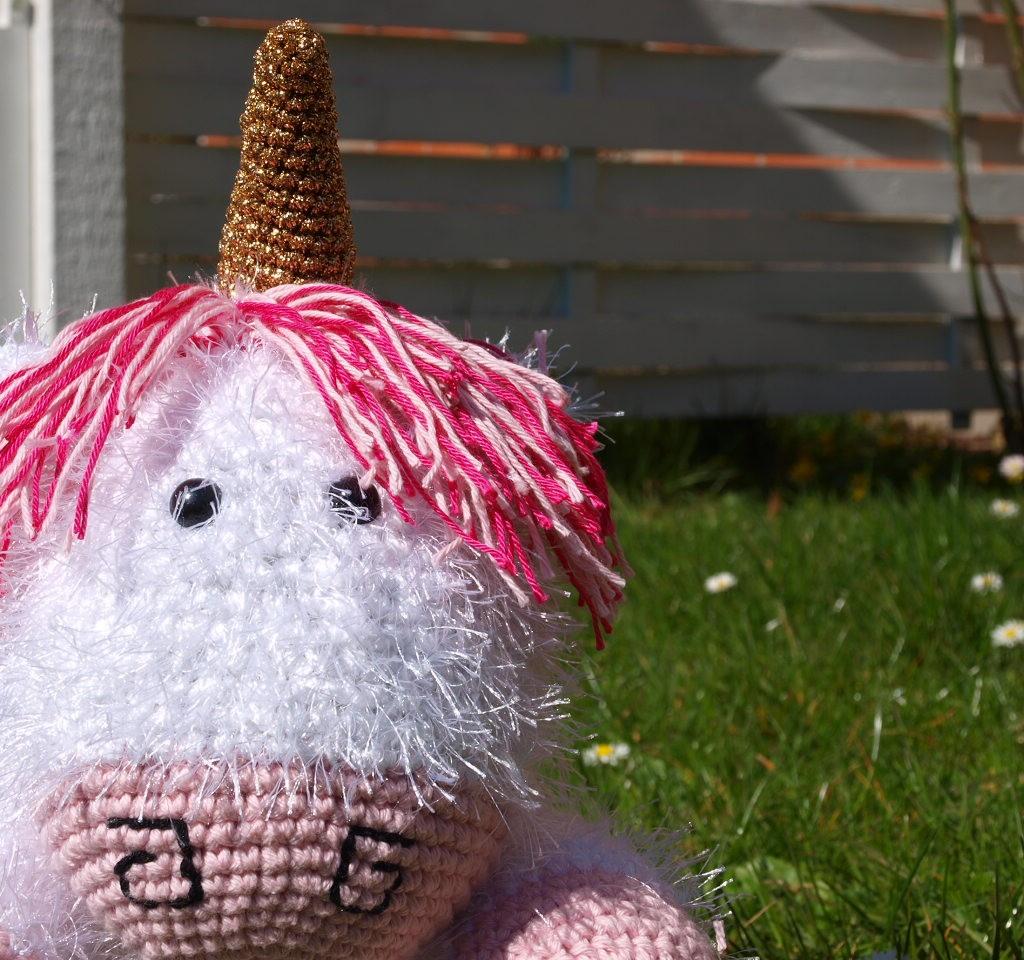 Fluffy Unicorn 6