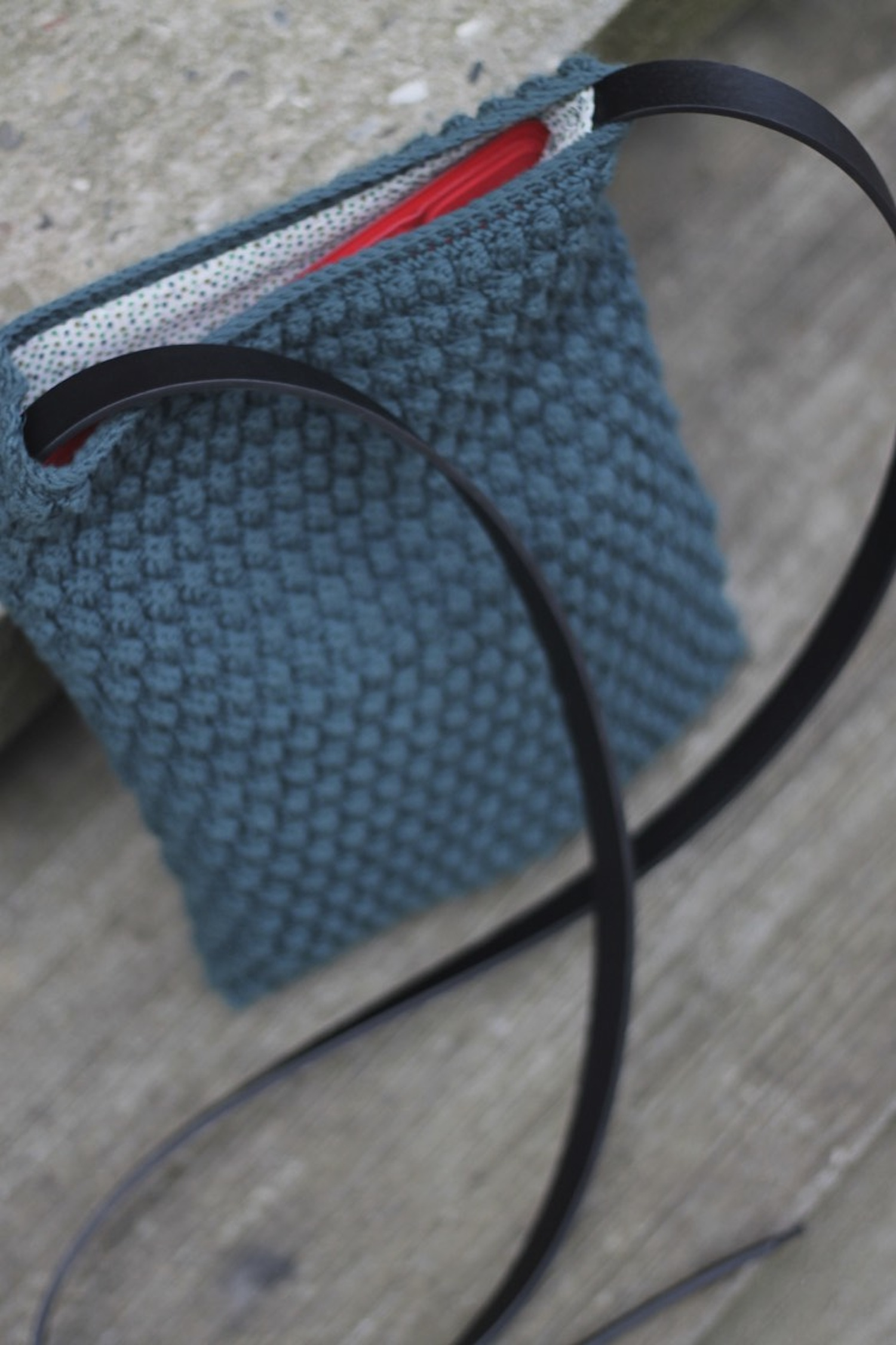 iPad boble taske - foer